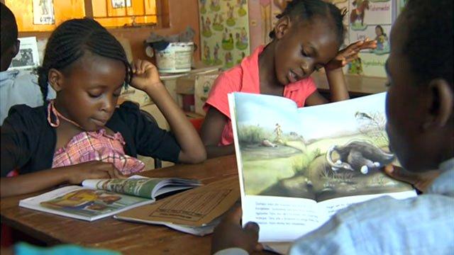 Limpopo school children