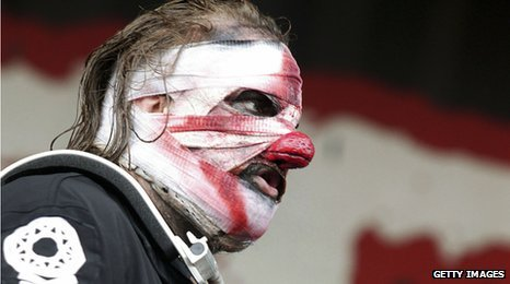 Slipknot's 'Clown'
