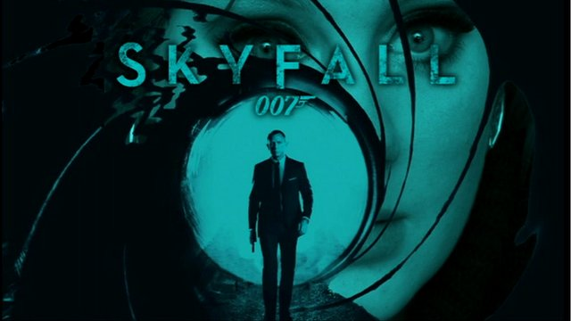 Skyfall promotional image