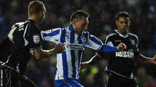 Brighton v Ipswich: Watch a Live Stream of the Championship match