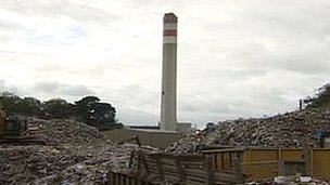 Bellozane chimney