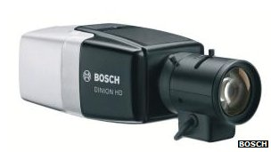 Bosch Dinion HD 1080p HDR camera
