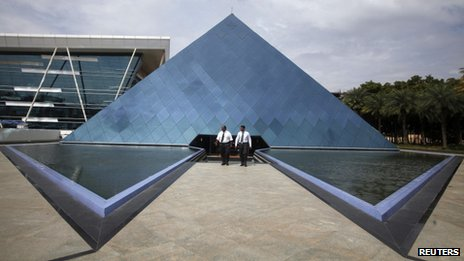 Infosys, Bangalore
