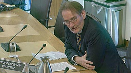 Prof Ian Diamond
