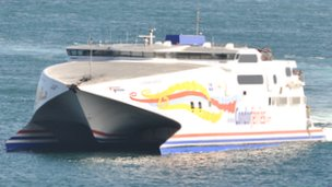 Condor Vitesse ferry