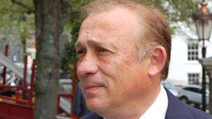 Deputy Kevin Stewart