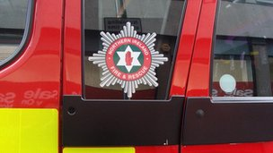 Fire and Rescue Service logo