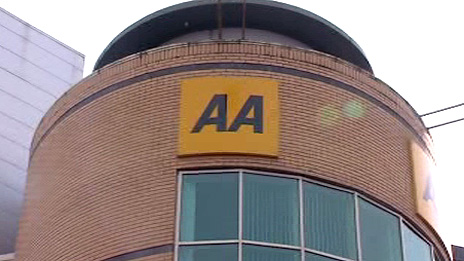The AA offices in Cardiff