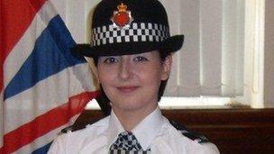 PC Nicola Hughes
