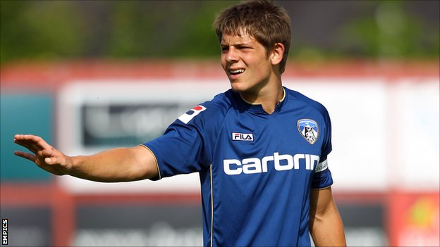 Oldham Athletic defender James Tarkowski