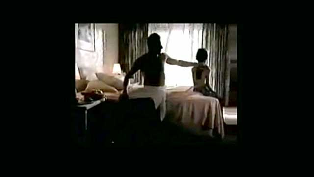 Scene from TV ad warning about child sex tourism
