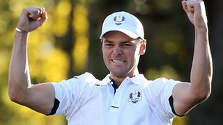 Martin Kaymer
