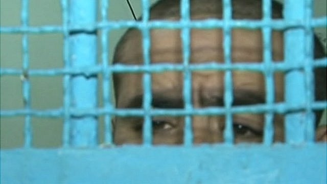 Gaza prisoner