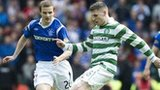 Jamie Ness and Gary Hooper