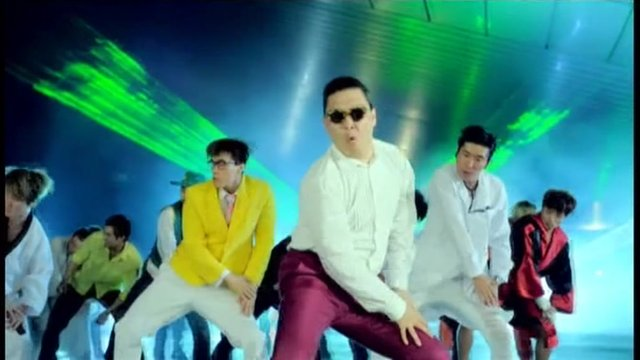 S Korea pop star Psy