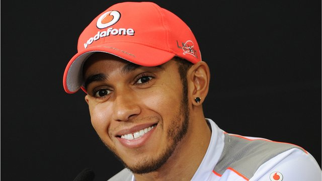 Britain&#039;s Lewis Hamilton
