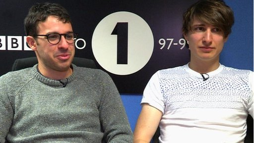 Simon Bird and Tom Rosenthal