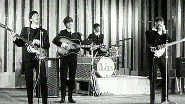 Beatles Love me do Beatles 50 Years on How Love