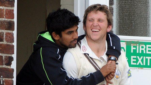 Arun Harinath and Gary Wilson