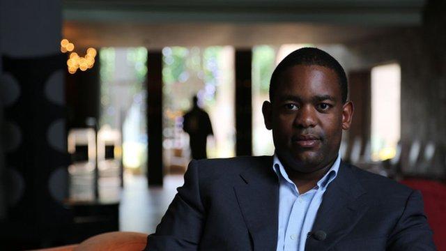 Dr Gachao Kiuna , CEO