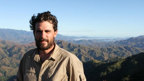 Levison Wood in Madagascar