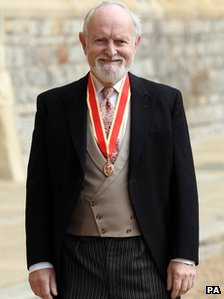 Sir Richard Stilgoe