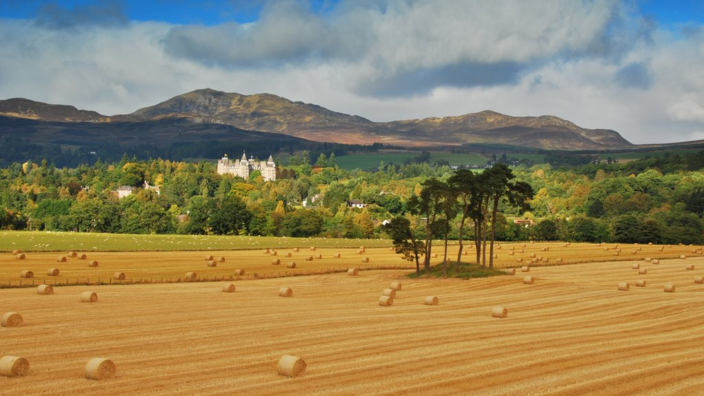 your pictures of scotland  28 september - 5 october