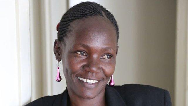 Roseline Awino, trader