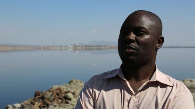 Steve Okiri, industrial chemist