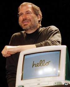 Steve Jobs in 1998