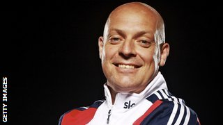 British cycling supremo Dave Brailsford