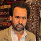 Abdul Qadir Rauf, carpet seller, Kabul