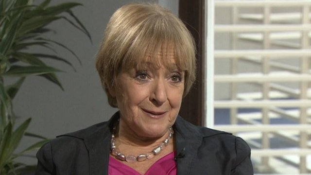 Public Accounts Committee chairman Margaret Hodge