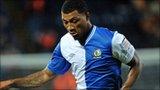 Blackburn Rovers striker Colin Kazim-Richards