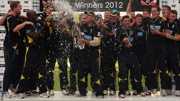 Hampshire cricket