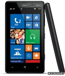 Windows Phone 8 system