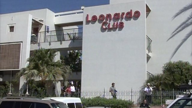 Leonardo Club exterior