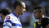 Anton Ferdinand (left) and Ashley Cole (right)