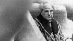 Henry Moore in 1967
