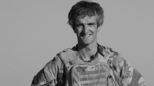 James Jeffrey in Afghanistan