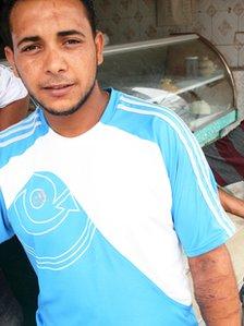 Skandar Laabidi, 24
