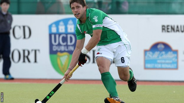 Ireland captain Ronan Gormley is backing the Irish Hockey Association's appeal