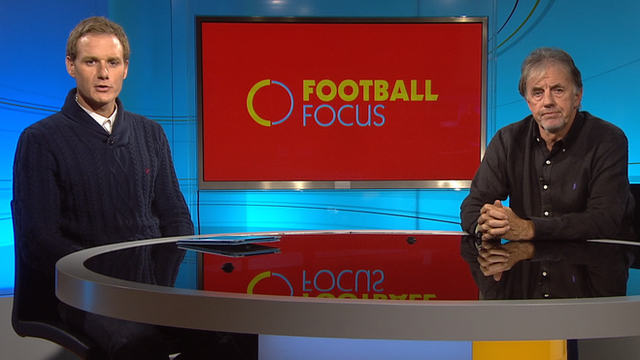Football Focus for BBC World News