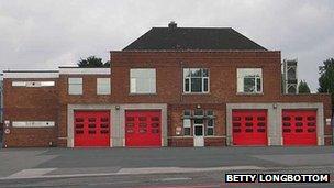 Gipton Fire Station