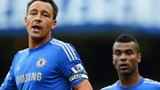 John Terry (left) and Ashley Cole