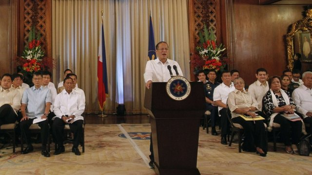 President Benigno Aquino