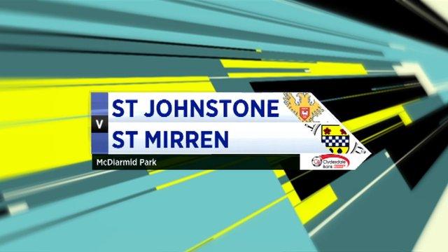 Highlights - St Johnstone 2-1 St Mirren
