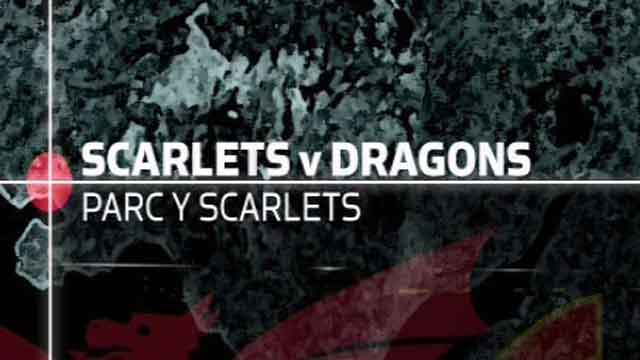 Scarlets 24-13 Dragons