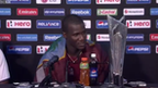 West Indies Skipper Darren Sammy