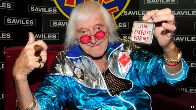 Jimmy Savile